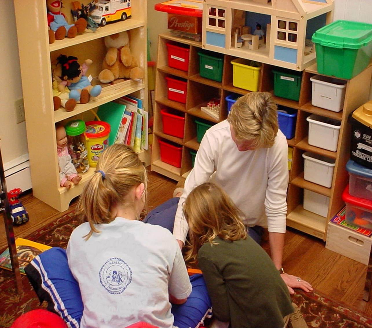 Kids Konnection – Preparing your Child for Visitation